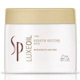 Masca Reparatoare - Wella SP Luxe Oil Keratin Restore Mask 400 ml